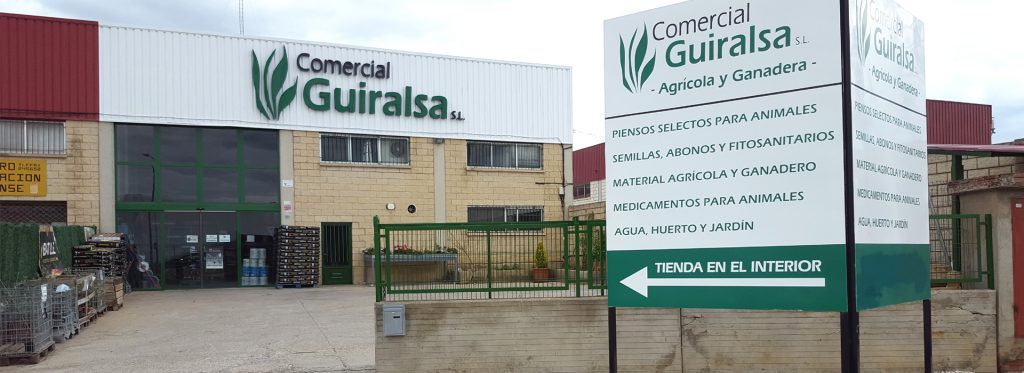 Tienda Comercial Guiralsa (Huesca)
