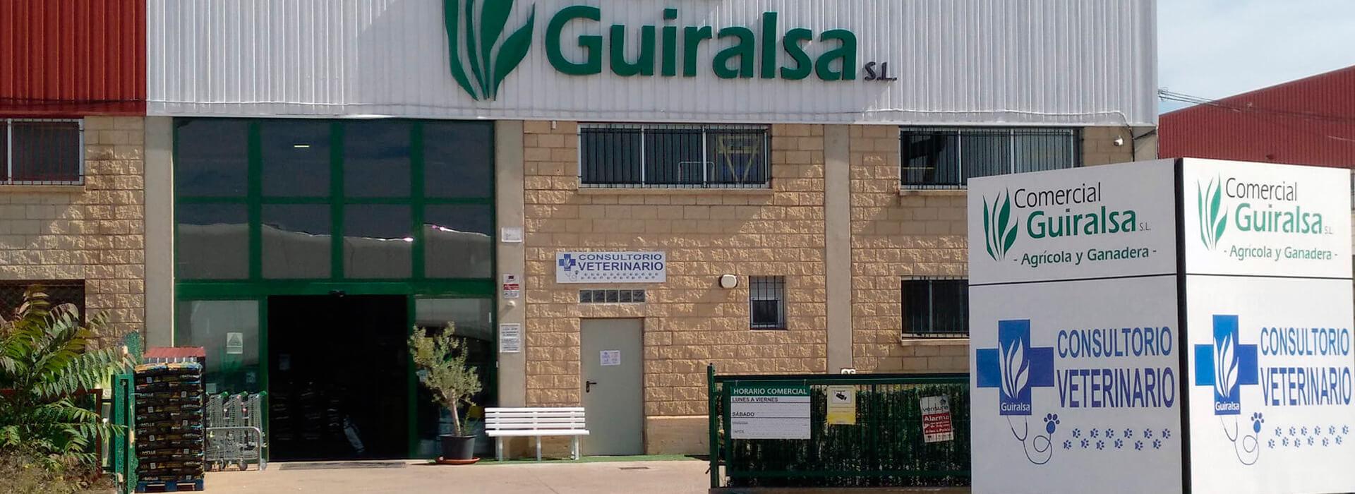 Comercial Guiralsa - Consultorio Veterinario Huesca Guiralsa - Peluqueria canina guiralsa