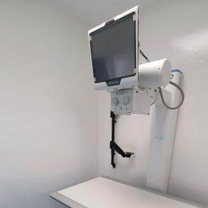 clínica veterinaria GuiralPET de Comercial Guiralsa radiografías